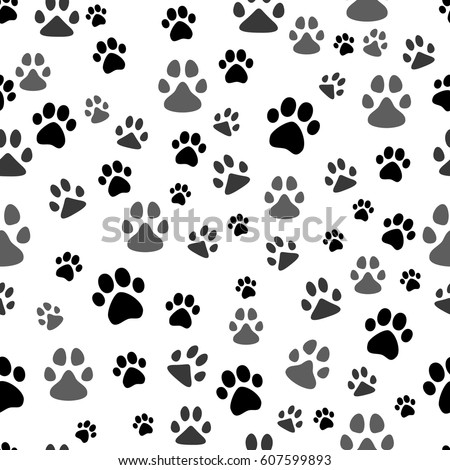 Paw Stock Images Royalty Free Images Vectors Shutterstock