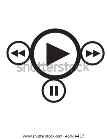 pay - stock vector