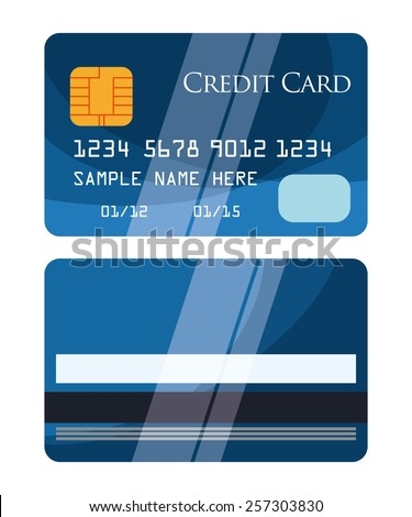 Payment design over white background, vector illustration.