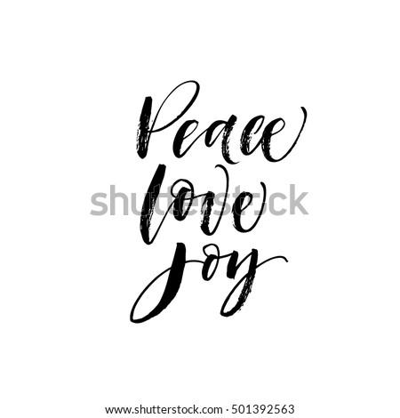 Peace And Love Stock Images Royalty Free Images