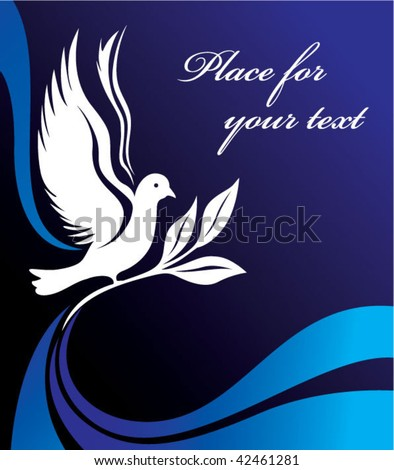 Peace - Vector - stock vector