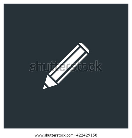pen Icon, pen Icon Eps10, pen Icon Vector, pen Icon Eps, pen Icon Jpg, pen Icon Picture, pen Icon Flat, pen Icon App, pen Icon Web, pen Icon Art, pen Icon Object - stock vector