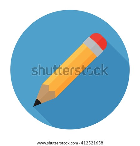 Pencil Icon Vector. Pencil Icon JPEG. Pencil Icon Picture. Pencil Icon Image. Pencil Icon Graphic. Pencil Icon Art. Pencil Icon JPG. Pencil Icon EPS. Pencil Icon AI. Pencil Icon flat - stock vector