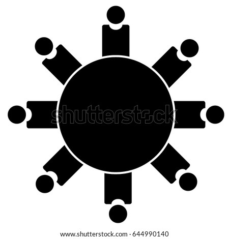 Round Table Stock Images Royalty Free Images Amp Vectors