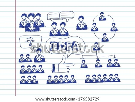 People diagram network marketing stock vector hd royalty free people diagram network marketing ccuart Choice Image