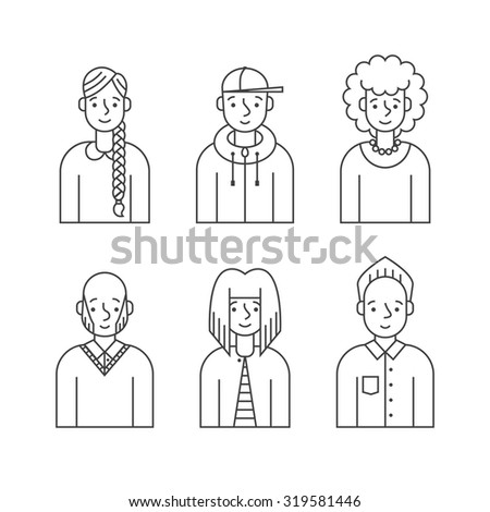 Butterfly Felt additionally Rope border oval additionally People Outline Gray Icons Vector Set 319581446 moreover  on file two braid