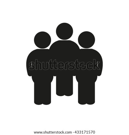 people, vector icon