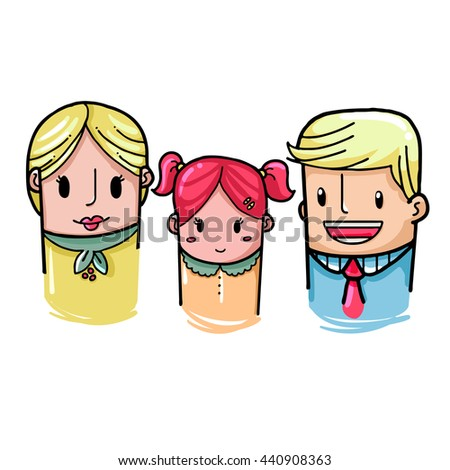 People vector illustration
