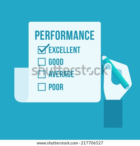 Performance Evaluation Stock Images RoyaltyFree Images  Vectors