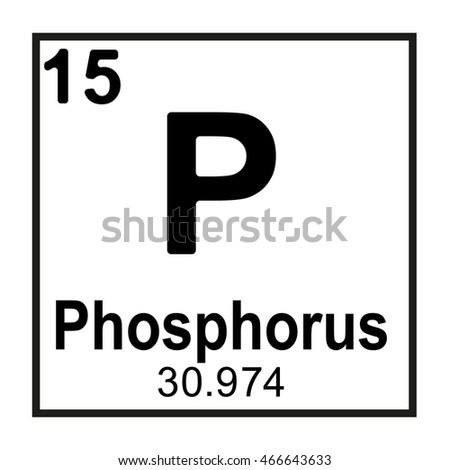 Periodic table element phosphorus stock vector hd royalty free periodic table element phosphorus urtaz Image collections