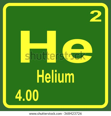 Periodic table elements helium stock vector 368423726 shutterstock periodic table of elements helium urtaz Image collections