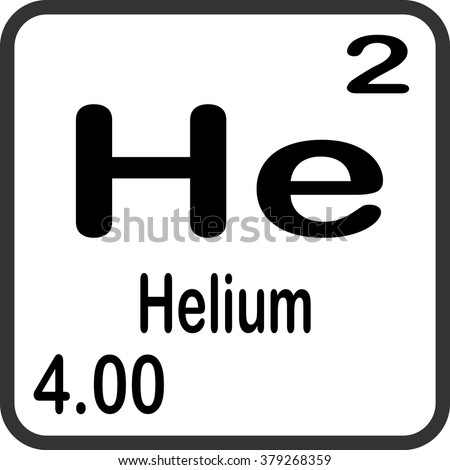 Periodic table elements helium stock vector hd royalty free periodic table of elements helium urtaz Image collections