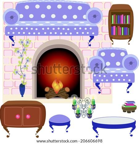 Michelle billich 39 s portfolio on shutterstock for Design your own living room furniture