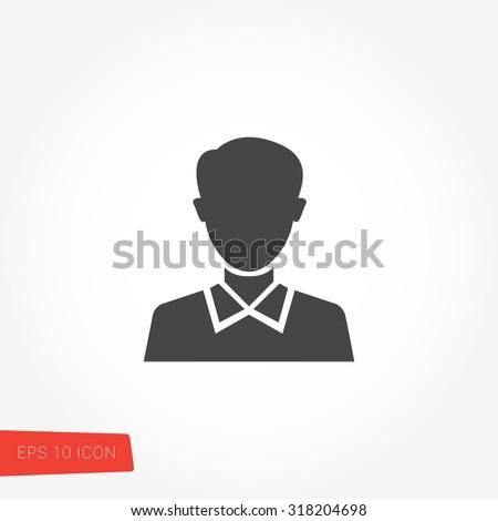 Person Icon / Person Icon Vector / Person Icon Picture / Person Icon Image / Person Icon Graphic / Person Icon Art / Person Icon JPG / Person Icon JPEG / Person Icon EPS / Person Icon AI - stock vector