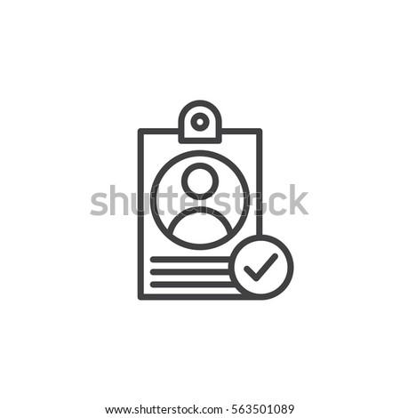 Personal Check Clip Art