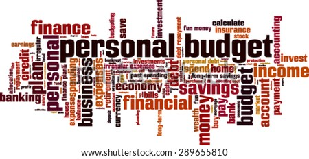 personal budgets