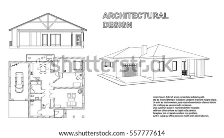 House Drawing Stock Images RoyaltyFree Images Vectors