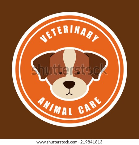pet graphic design , vector illustration