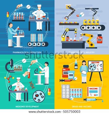 Pharma Manufacturing Clip Art – Cliparts