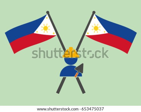 Philippines Emblem Construction