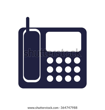 phone Icon JPG, phone Icon Graphic, phone Icon Picture, phone Icon EPS, phone Icon AI, phone Icon JPEG, phone Icon Art, phone Icon, phone Icon Vector - stock vector