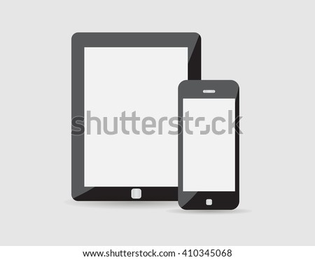 phone tablet. phone tablet Icon Vector. phone tablet Icon Art. phone tablet Icon eps. phone tablet Icon logo. phone tablet Icon Sign. phone tablet icon app. phone tablet icon UI. phone tablet icon web - stock vector