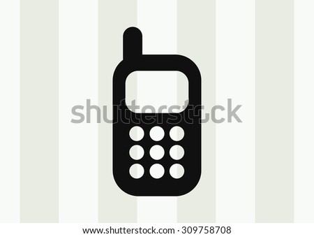 phone talk icon