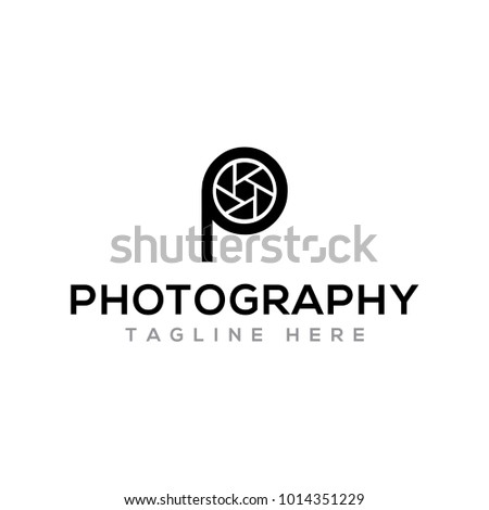 Photography Logo Template Stock Vector 1014351229 - Shutterstock