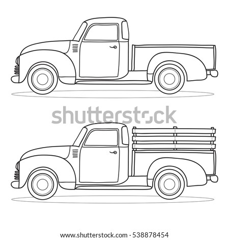 Vintage Truck Stock Images Royalty Free Images Amp Vectors