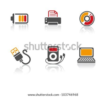 Pictogram - stock vector