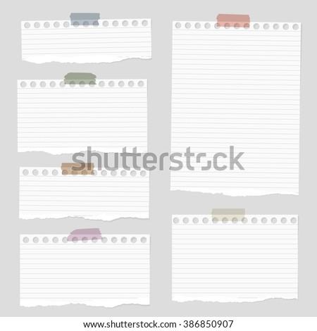 Lined Paper Images RoyaltyFree Images Vectors – Blank Line Paper