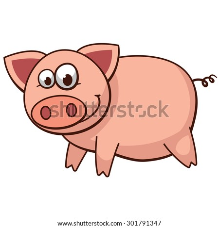 Pig Funny Stock Photos, Royalty-Free Images & Vectors - Shutterstock