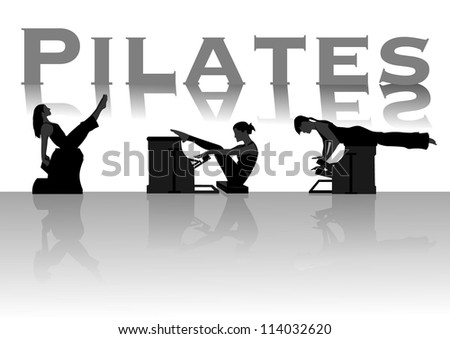 Pilates on Stability Chair