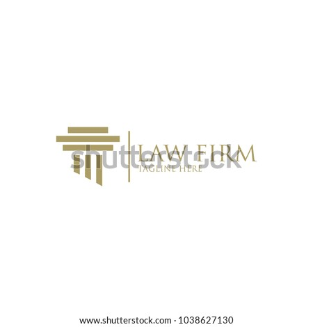 Law Office Logo Template