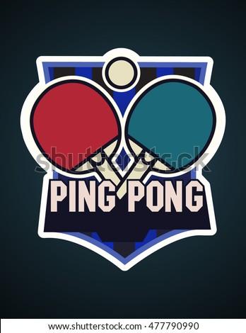 pingpong stock images royaltyfree images amp vectors