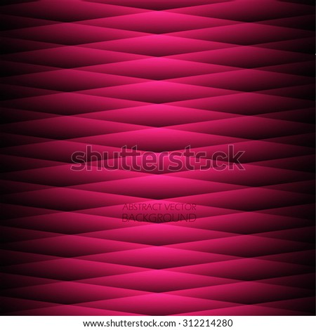 pink background with stripes, texture - stock vector