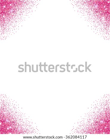 glitter frame stock images royaltyfree images amp vectors