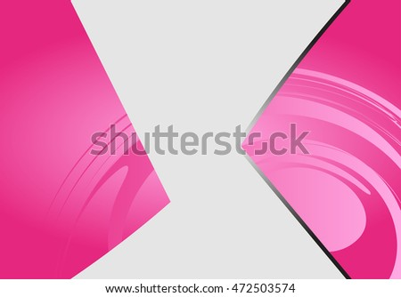 Pink style background