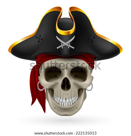 Pirate Hat Stock Images Royalty Free Images Amp Vectors