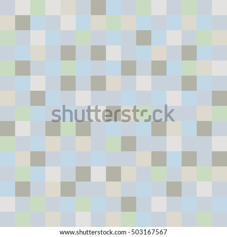 Pixel Art Pattern Vector invisible color