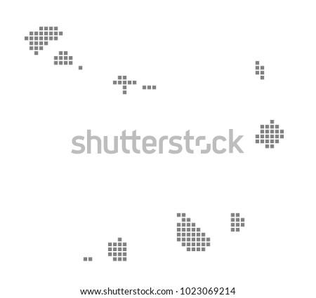 Cape Verde Map Stock Images RoyaltyFree Images Vectors - Cape verde coordinates
