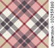 Plaid pattern - stock photo