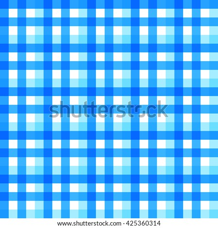 Plaid seamless pattern. Vector background. Eps 10