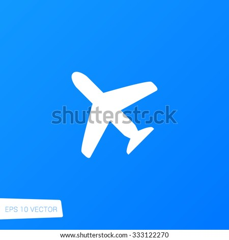 Plane Icon / Plane Icon Path / Plane Icon Image / Plane Icon Graphic / Plane Icon File / Plane Icon Art / Plane Icon UI / Plane Icon JPG / Plane Icon JPEG / Plane Icon EPS / Plane Icon AI - stock vector