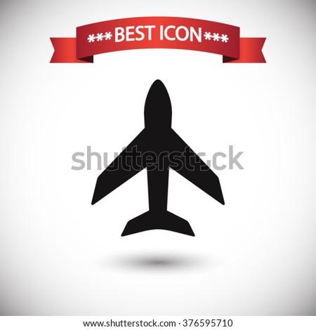 Plane icon vector, plane icon eps, plane icon picture, plane icon flat, plane icon, plane web icon, plane icon art, plane icon drawing, plane icon, plane icon jpg, plane icon object, plane icon design - stock vector