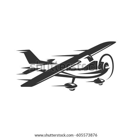 airplane engine propeller art
