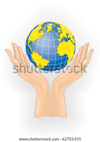 planet is in human hands