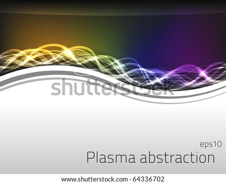 Plasma abstraction for your design. Fully vector, enjoy!
