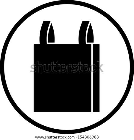 Gift Box Vector Icon Stock Vector 81286423 - Shutterstock