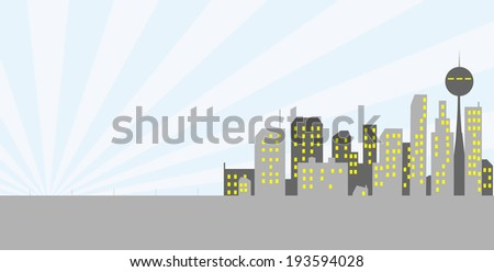 Plastic coffee container. Vector eps 10 - stock vector